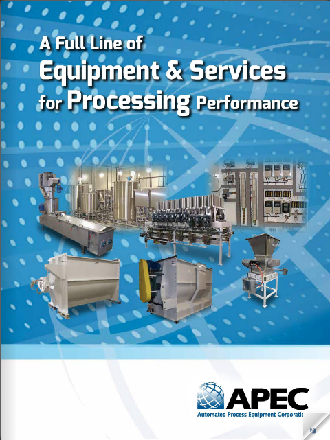 Our Full Line of Process Solutions PDF